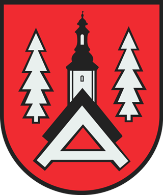 Alwernia Coat of Arms - Alwernia Travel Guide