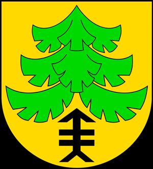 Jedlicze Coat of Arms
