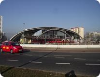 Katowice Rondo Sztuki Roundabout