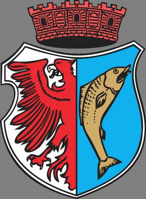 Kostrzyn nad Odrą Coat of Arms