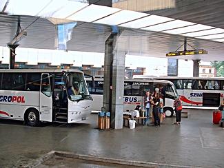 Krakow-Coach-Station