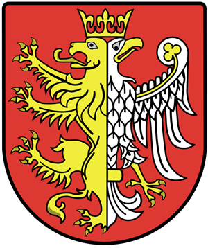 Krosno Coat of Arms