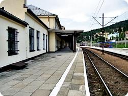 Krynica Zdroj Railway Station - Krynica-Zdrój Travel Guide