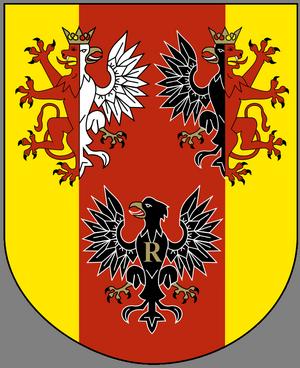 Łódzkie Province Coat of Arms