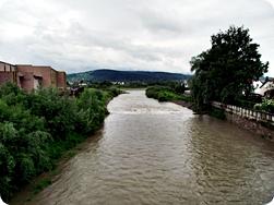 Nowy Sacz Kamienica River joining the Dunajec River - Nowy Sącz Travel Guide