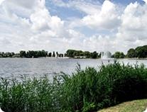 Poznań Lake Malta