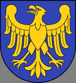 Śląskie Coat of Arms
