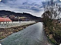 Skawa River Sucha Beskidzka - Sucha Beskidzka Travel Guide