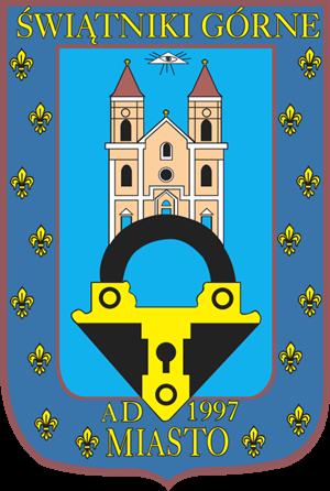 Swiatniki Gorne Coat of Arms