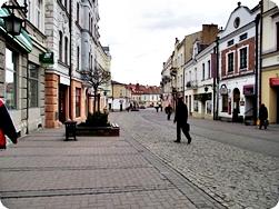Tarnow Centre - Tarnów Travel Guide