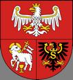 Warminsko-Mazurskie Coat of Arms small