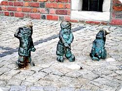Wrocław Dwarfs - Wrocław Travel Guide