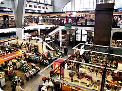 Wrocław Hala Targowa Indoor Market - Wrocław Travel Guide