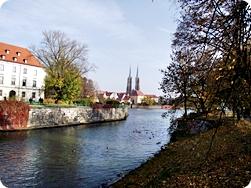 River Odra Wrocław - Wrocław Travel Guide