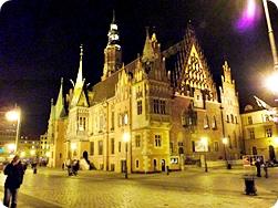 Wroclaw - Rynek at Night