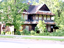 Zakopane old Wooden House - Zakopane Travel Guide