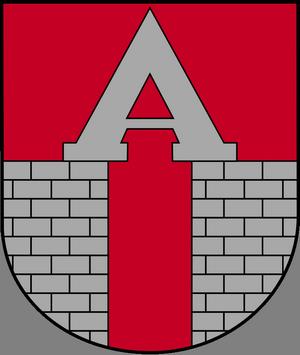Aleksandrów-Łódzki Coat of Arms
