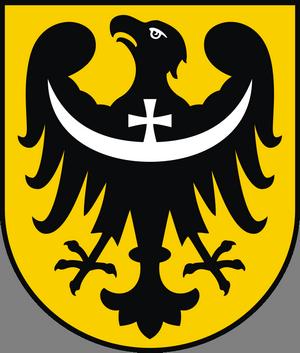 Województwo Dolnośląskie Coat of Arms