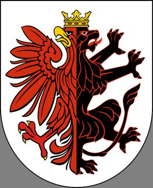 Kujawsko-Pomorskie Coat of Arms