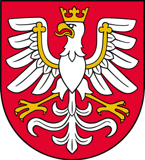 Województwo Małopolskie Coat of Arms